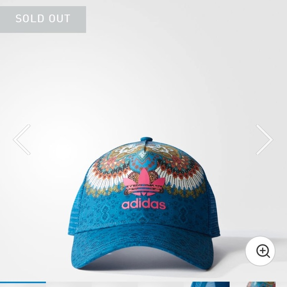 adidas Accessories - Women s Original Floral Hat NWT a0052d9663
